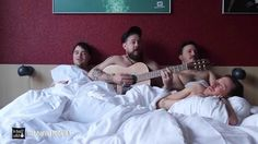 Nathaniel Rateliff - Something Beautiful - acoustic for In Bed with