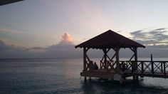 Dressel Divers Pier at Bayahibe - Iberostar Hacienda Dominicus Dominican Republic, Water Sports, Snorkeling, Scuba Diving, Places Ive Been, Gazebo, Outdoor Structures, Diving, Diving