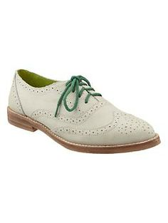 Perforated oxfords | Gap