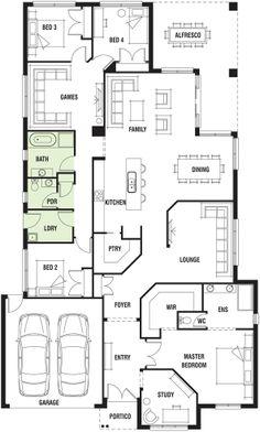 House Design: Dunes - Porter Davis Homes