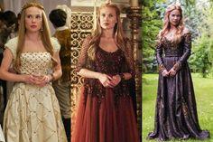 Marci Marciano Stylist: Reign, Lady Greer