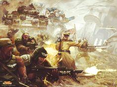 Warhammer 40000,warhammer40000, warhammer40k, warhammer 40k, ваха, сорокотысячник,фэндомы,Imperium,Империум,Astra Militarum,Imperial Guard, ig,Imperial Knight,Tau Empire,Tau, Тау,Baneblade,Freeblades