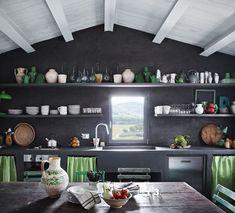 Casa Giardino: lovely Summer home in Italy / Una hermosa casa en Italia / Casa Haus #cocinasrusticascasadecampo