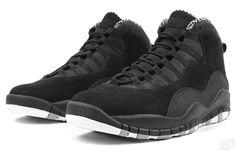 "Air Jordan 10 ""Stealth"" – Release Reminder"