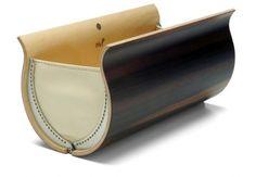Bolsas de Madeira da Yanko Design