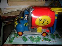 Camion banda bassotti aspirante