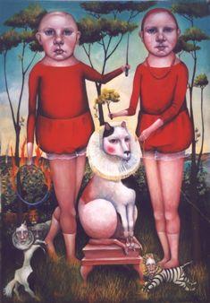 Paintings 1998-2000 - HeatherNEVAY