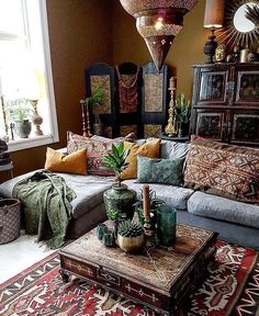 Stunning 50+ Stylist Boho Chic Home and Apartment Decor Ideas https://modernhousemagz.com/50-stylist-boho-chic-home-and-apartment-decor-ideas/