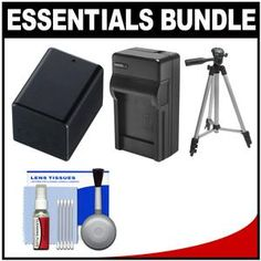 Another great product: Essentials Bundle for Canon Vixia HF Camcorder with Battery & Charger + Tripod + Cleaning Kit Lightweight and sturdy this Precision Design Compact Tripod is ideal for keeping your camer Camera Store, Cinema Camera, Cleaning Kit, Camcorder, Tripod, Cameras, Crisp, Compact, Canon