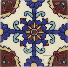 Malibu Tile Rosario From Santa Barbara Ceramic Tile Collection