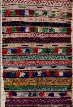Boucherite rug