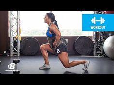 Ashley Horner's Full-Body Rest-less Workout!