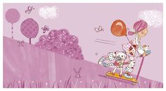 Today is International Day of Pink!   I have lots of pink things, I even have pink hair!  Will you be celebrating?   Theres a lovely website too with lots of information about this special day.  www.dayofpink.org International Day, Pink Things, Cute Little Girls, Cute Illustration, Pink Hair, Special Day, Adventure, Button, Website