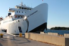 Ferry to Manitoulin Island