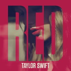 taylor swift - RED deluxe ed