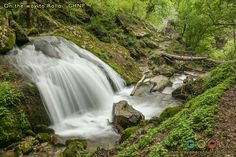 waterfall on the way to Rolla campsite Himalayan, World Heritage Sites, Campsite, Trekking, Waterfall, National Parks, Outdoor, Outdoors, Camping