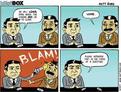 Old Cartoons Seem New!