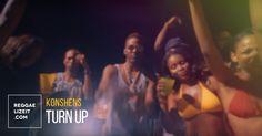 Konshens - Turn Up (VIDEO)  #Konshens #Konshens #MarkHize #Misterharding #TurnUp