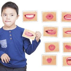 Product Oral Motor Activities, Special Education Activities, Space Activities, Speech Language Therapy, Speech And Language, Speech Therapy, Facial Muscles Anatomy, Troubles Autistiques, Down Syndrome Awareness Month