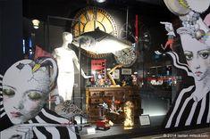 """ISETAN SHINJUKU,Japan, The Fairytale Starts Here"""", pinned by Ton van der Veer"""