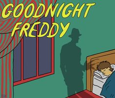 Nightmare on Elm Street | If Horror Movies From The '80s Were Actually Children's Books