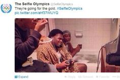 Ready, set, selfie! How to win the 'Selfie Olympics'