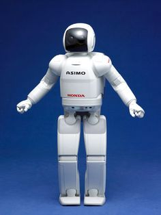 How ASIMO Works- Use to study how non-fiction authors craft a text or to practice determining author's position and purpose
