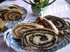 Maková plnka excelentná (fotorecept ) - recept | Varecha.sk Y Recipe, Food Dishes, Frosting, French Toast, Food And Drink, Cooking Recipes, Baking, Breakfast, Cake