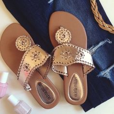 aa36fc1d5695e Jack Rogers look- alike Grab these adorable Olivia Miller Sandals