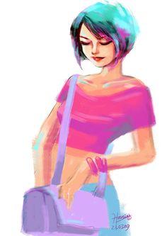 Hanie Mohd - Girl