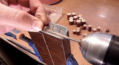 A quick and easy way to make your own rotary tool sanding drums.