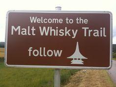 Malt Whisky distilleries