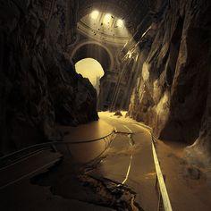 Post-apocalyptic landscapes by Michał Karcz: http://www.playmagazine.info/post-apocalyptic-landscapes-michal-karcz/