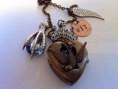 reserved HArry Potter - pocket watch - Rowena Ravenclaws Diadem tiara Horcrux  charm necklace on Etsy, $28.99
