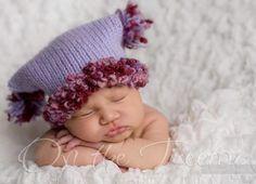 Детские шапочки - идеи для вязания