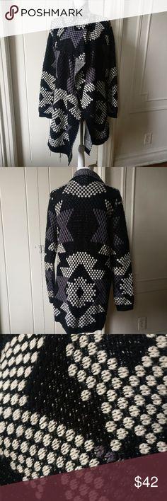 Comfy Tribal Sweater Comfy Tribal Sweater Sweaters Cardigans