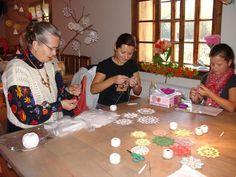 Spotkaj się z nami i twórz!Warsztaty tworzenia ozdób bożonarodzeniowych w skansenie w Kolbuszowej.