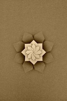 Mandala Macuxi + Mandala Tamba-Tajá - Falk Brito.