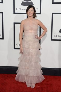 Kacey-Musgraves-Grammy-Awards-2014. Kacey Musgraves attends the 56th GRAMMY Awards at Staples Center on January 26, 2014 in Los Angeles, California. (Photo by Lester Cohen/WireImage)