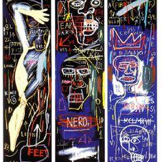 Inspired.....#Basquiat