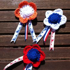 Oranje boven 4th Of July Wreath, Holland, Orange, Country, Crochet, Home Decor, The Nederlands, Decoration Home, Rural Area
