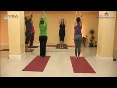 Clase de Yoga OnLine: Despertar nuestro fuego interno - YouTube