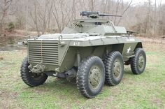 Ford 1943 M-20 Armored Command Vehicle