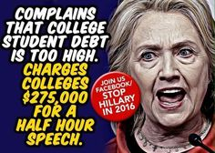 HillaryClinton #StopHillary  http://ift.tt/1UCD0R1