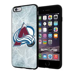 """Colorado Avalanche Ice #1923 iPhone 6 Plus (5.5"""") I6+ Case Protection Scratch Proof Soft Case Cover Protector SURIYAN http://www.amazon.com/dp/B00X5CSSRC/ref=cm_sw_r_pi_dp_6rjwvb06SDY7N"""