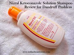 Nizral Ketoconazole Solution Shampoo Review for Dandruff ProblemHello Girls,Dandruff!!! Every men and women have to face this problem in their life now and then, yes? We are using (testing) so many products to cure dandruff. But, so many products failed to cure dandruff or dandruff comes return back