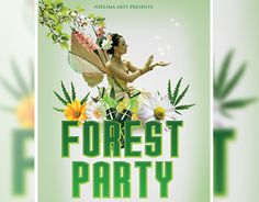 "Check out my @Behance project: ""Forest Party Flyer"" https://www.behance.net/gallery/13926273/Forest-Party-Flyer"