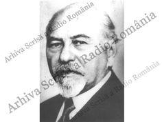 Istoria Radio România în imagini - Anii interbelici - Dragomir Hurmuzescu, primul preşedinte al Radioului