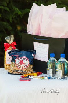 Virginia Themed Wedding Gift Bags : ... Bags - Local Treats on Pinterest Welcome bags, Wedding welcome bags