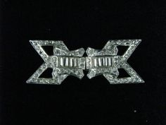 Your place to buy and sell all things handmade Vintage Belt Buckles, Other Accessories, Arrow, Heart Ring, Vintage Items, Art Deco, Shapes, Elegant, Rings